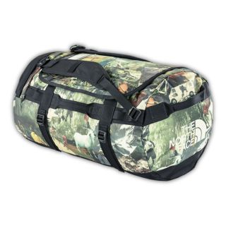 The North Face Base Camp Duffel M хаки