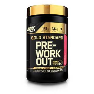 Optimum Nutrition Предтренировочный комплекс Optimum Nutrition Gold Standard PRE-Workout (600гр)