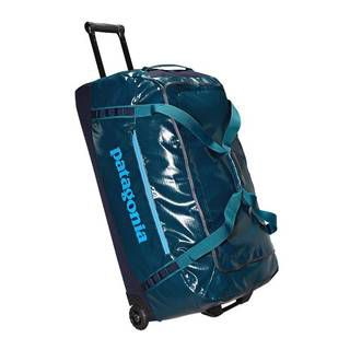 Patagonia Black Hole Wheeled Duffel голубая