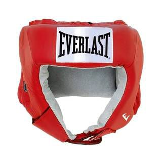 Everlast Шлем открытый Everlast USA Boxing  М (кожа)