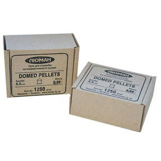 Люман Domed pellets 4,5 мм