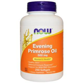 NOW Витамины NOW Evening Primrose Oil 500mg (100капс)
