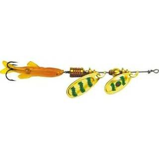 Mepps Tandem Perch, 1, Gold/Green