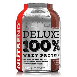 Nutrend Сывороточный протеин Nutrend Deluxe 100% Whey Protein (900гр)