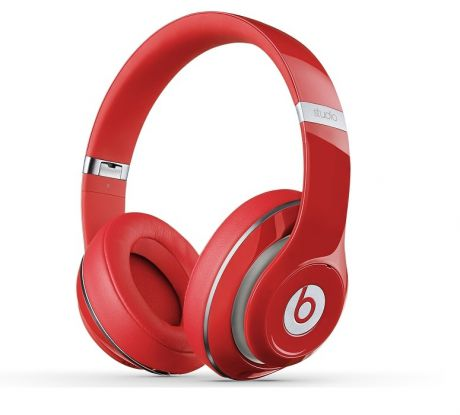 Beats Studio 2 Red
