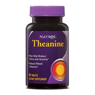 Natrol Тианин Natrol Theanine (50табл)