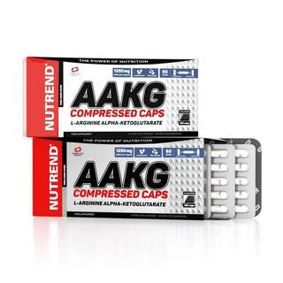 Nutrend Аминокислоты Nutrend AAKG Compressed Caps 120капсул
