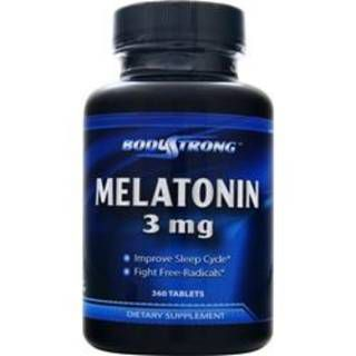 Body Strong Витамины Body Strong Melatonin 3mg (180табл)