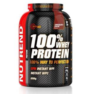 Nutrend Сывороточный протеин Nutrend 100% Whey Protein (900гр)