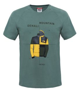 The North Face SS MNT X Denal