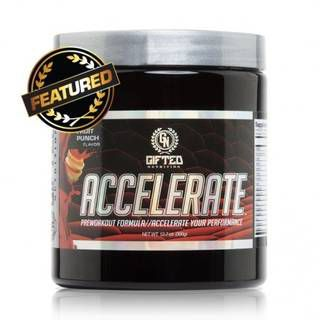 Gifted Nutrition Предтренировочный комплекс Gifted Nutrition Accelerate (360гр)