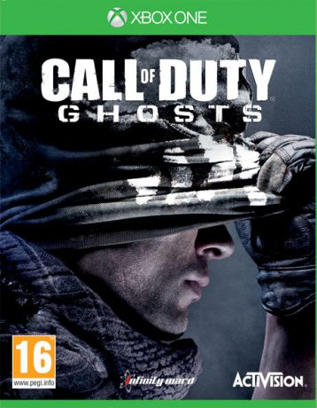 Activision Call of Duty Ghosts (русская версия)
