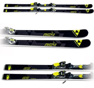 Fischer RC4 Worldcup GS Men Curve Booster (16-17)