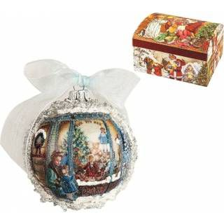Mister christmas collection Шар ST-80-3 F-0082512