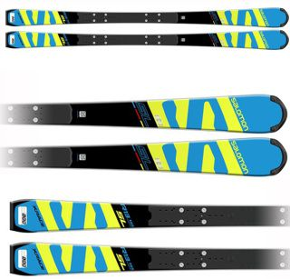 Salomon Skis I X-Race Lab SL+ Race PlateXX (16-17)