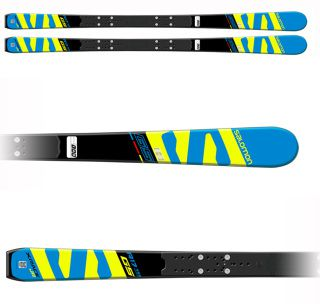 Salomon Skis Lab X-Race GS jr 18 (16-17)