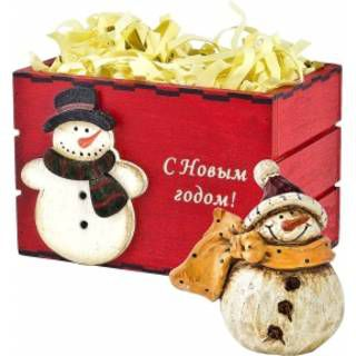 Mister christmas collection Снеговик LH-S-SET/12 F-0060686