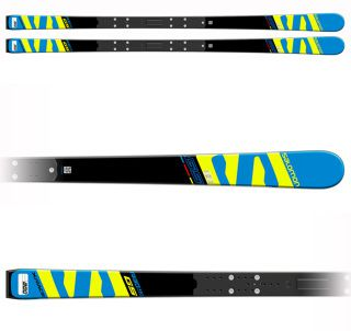 Salomon Skis Lab X-Race GS 26 blue/black (16-17)