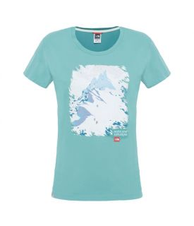 The North Face S/S NSE Series Tee женская T92TV9