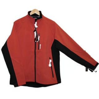 Guahoo Softshell Jacket, 750J-Log