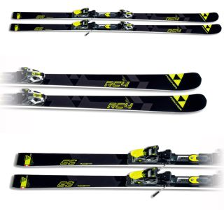 Fischer RC4 Worldcup GS Women Curve Booster