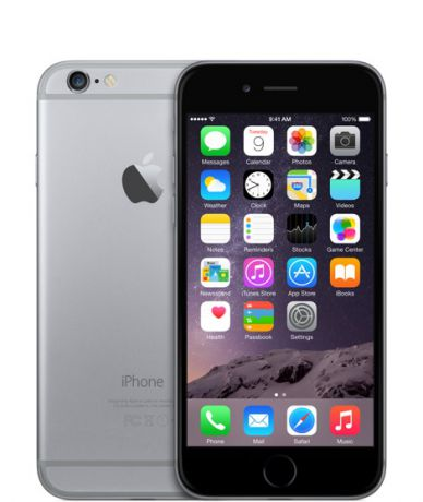 Apple iPhone 6 64Gb MG4F2RU/A Space Gray