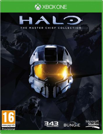 Microsoft Halo: The Master Chief Collection (русские субтитры)