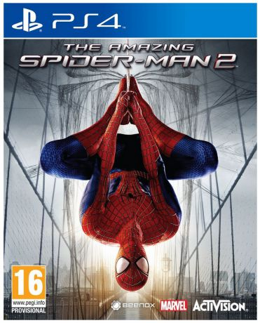 Activision The Amazing Spider-Man 2 (русская документация)