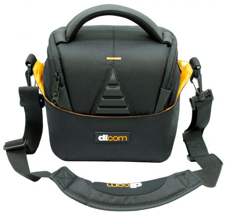 Dicom Utah 18 Black/Orange