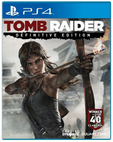 Square Enix Tomb Raider. Definitive Edition