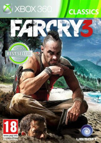 Ubisoft Far Cry 3 (Classics, русская версия)