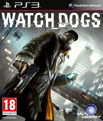 Ubisoft Watch Dogs (русская версия)