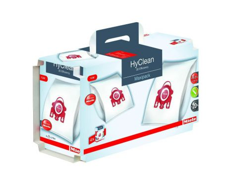 Miele MaxiPack FJM HyClean 3D Efficiency