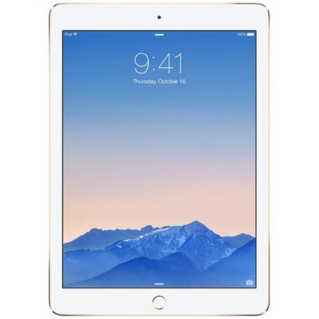 Apple iPad Air 2 MH1C2RU/A Wi-Fi + Cellular 16Gb Gold