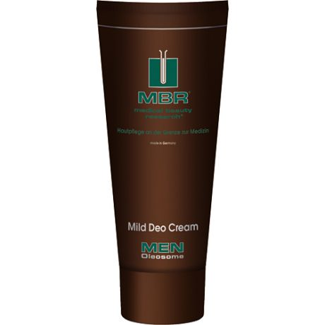 MEN OLEOSOME MILD DEO CREAM Крем-дезодорант