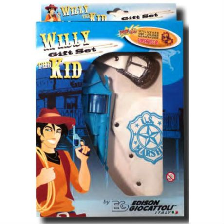 Кобура с пистолетом Вилли Кид/Willy Kid, Edison