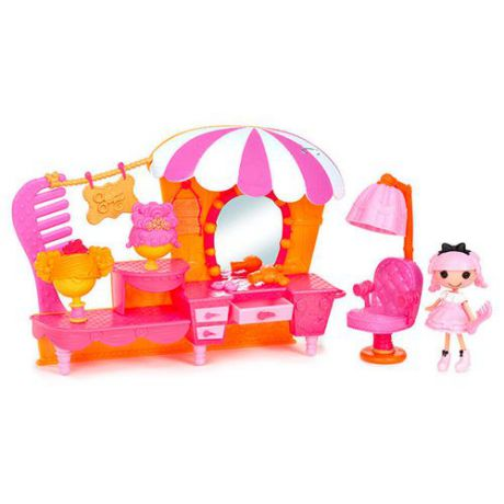 Игрушка кукла Mini Lalaloopsy с интерьером, в асс-те,  Lalaloopsy