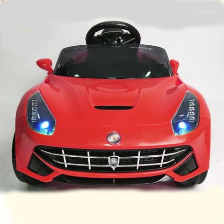 Ferrari O222OO с дистанционным управлением, красный,  RiverToys
