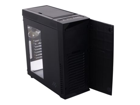 Корпус Zalman R1 Black w/o PSU