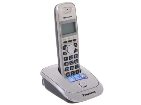 Телефон DECT Panasonic KX-TG2511RUN