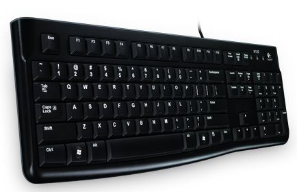 (920-002522) Клавиатура Logitech Keyboard K120 For Business Black USB