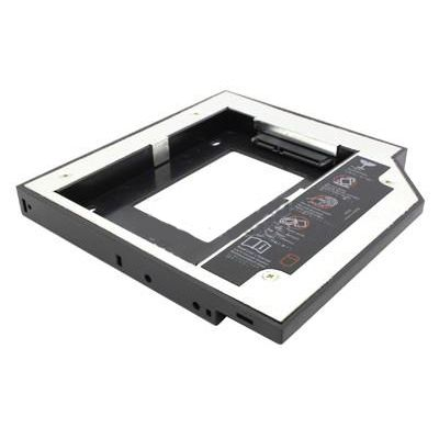 Переходник dvd slim 12.7 mm to hdd (msata to sata) Espada SS12