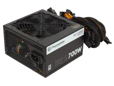 Блок питания Thermaltake TR2 S 700W [PS-TRS-0700NPCWEU-2] v2.3, A.PFC, 80 Plus , Fan 12 cm, Retail