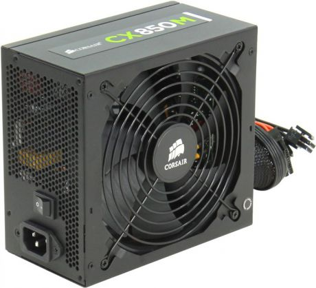 Блок питания Corsair 850W Builder Series (CX850M) v.2.3,A.PFS,80 Plus Bronze,Fan 14 cm,Modular,Retail