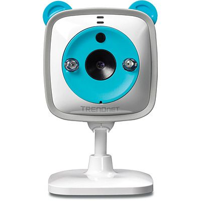 Интернет-камера Trendnet TV-IP745SIC HD Wireless Baby Monitor with thermal