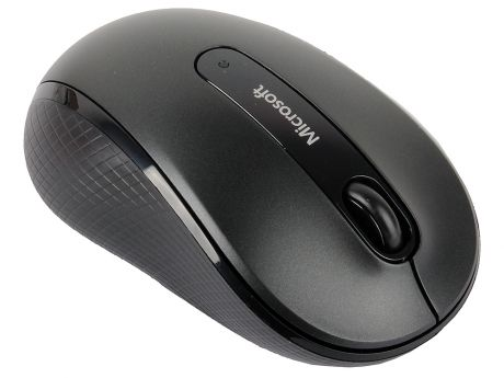 (D5D-00133) Мышь Microsoft Wireless Mobile Mouse 4000 USB Graphite Retail