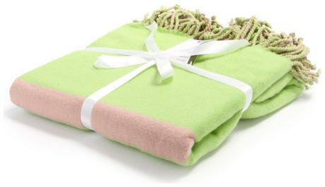 "Cite Marilou Плед 130*150+10см ""cotton"" ct-pistacchio"