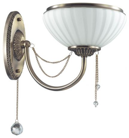 Odeon Light Бра odeon light lorra 3227/1w