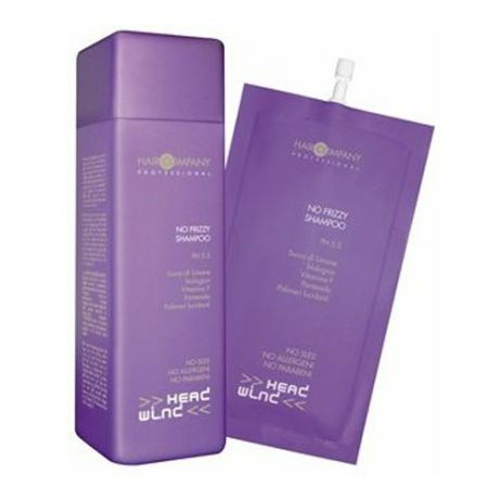 HAIR COMPANY Разглаживающая Маска Head Wind No Frizzy Treatment, 2000 мл