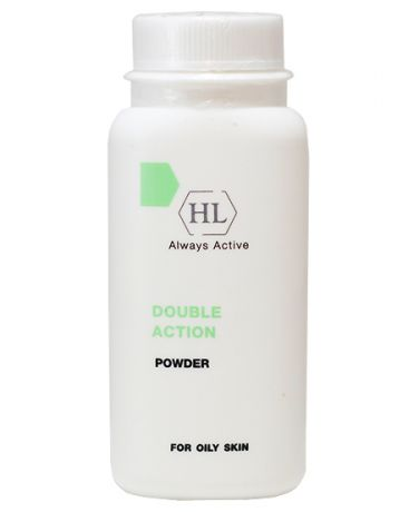 Holy Land Double Action Treatment Powder Защитная Пудра, 45 мл